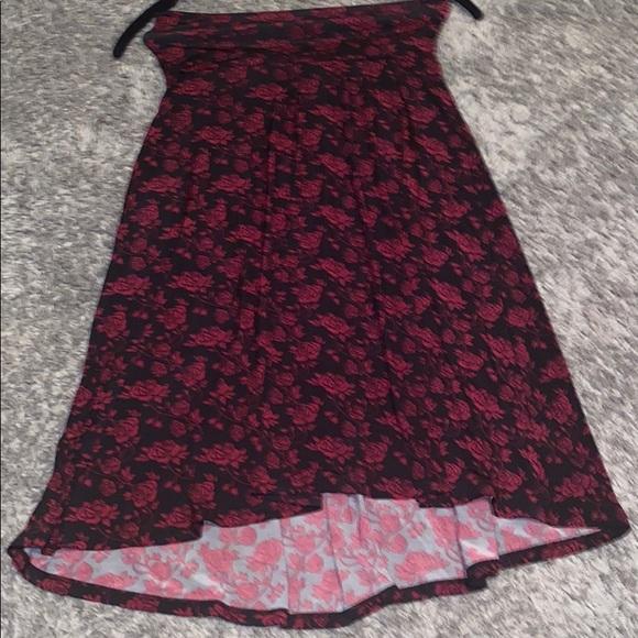 """LuLaRoe Dresses & Skirts - Classy LuLaRoe """"Azure"""" style skirt! NWOT"""